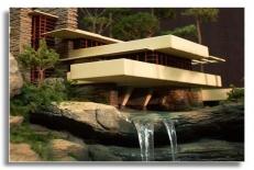 پروژه پاورپوینت معماری طبیعت گرا (ارگانیک)